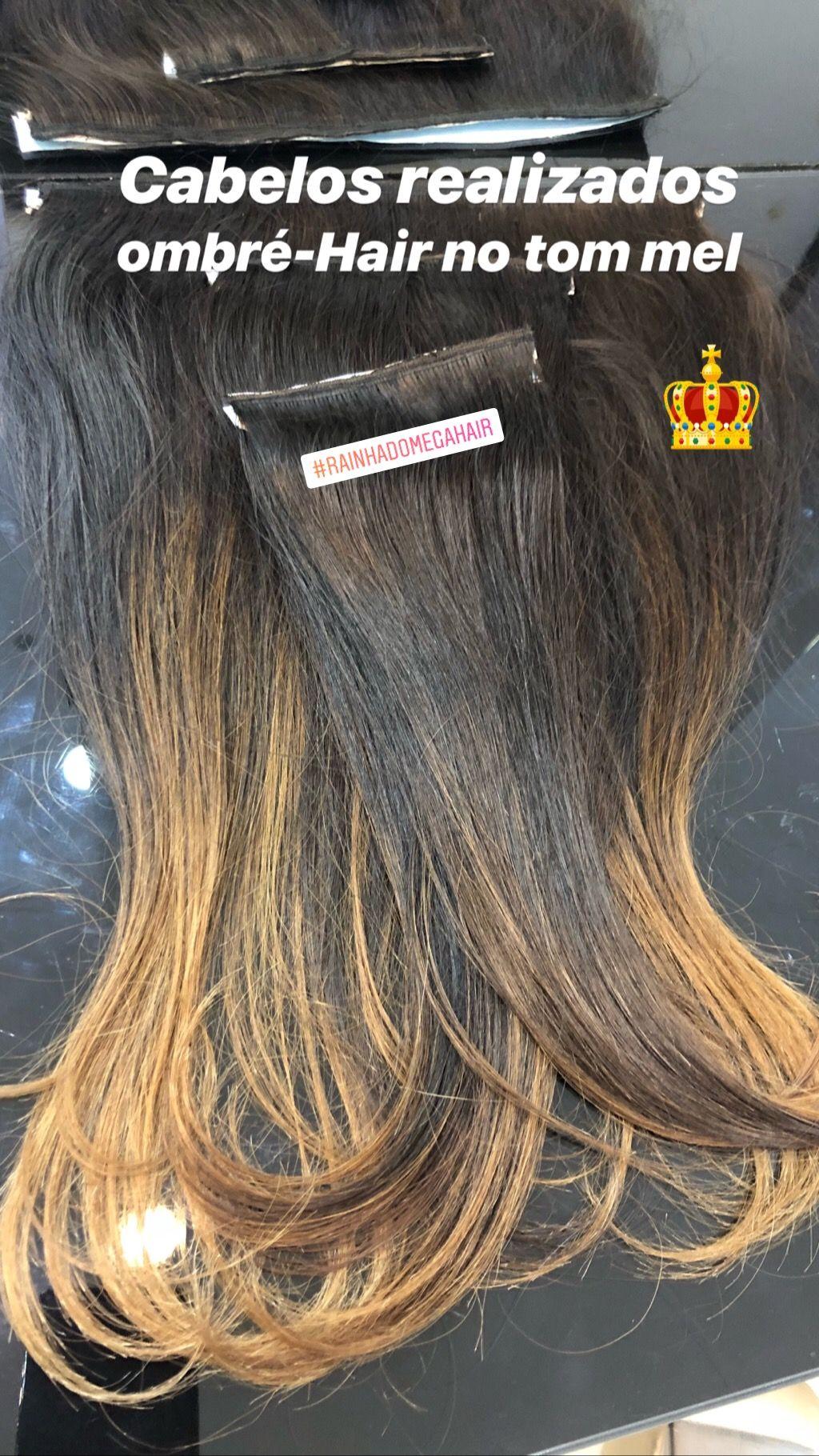 Pin de Ingrid Desirée A Rainha do Meg em Vendemos cabelos