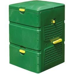 Thermokomposter Kompost Gartenabfall Und Kunststoff