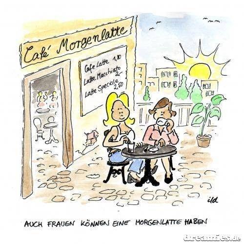 Morgenlatte lustige spr che pinterest journaling - Morgenlatte lustig ...