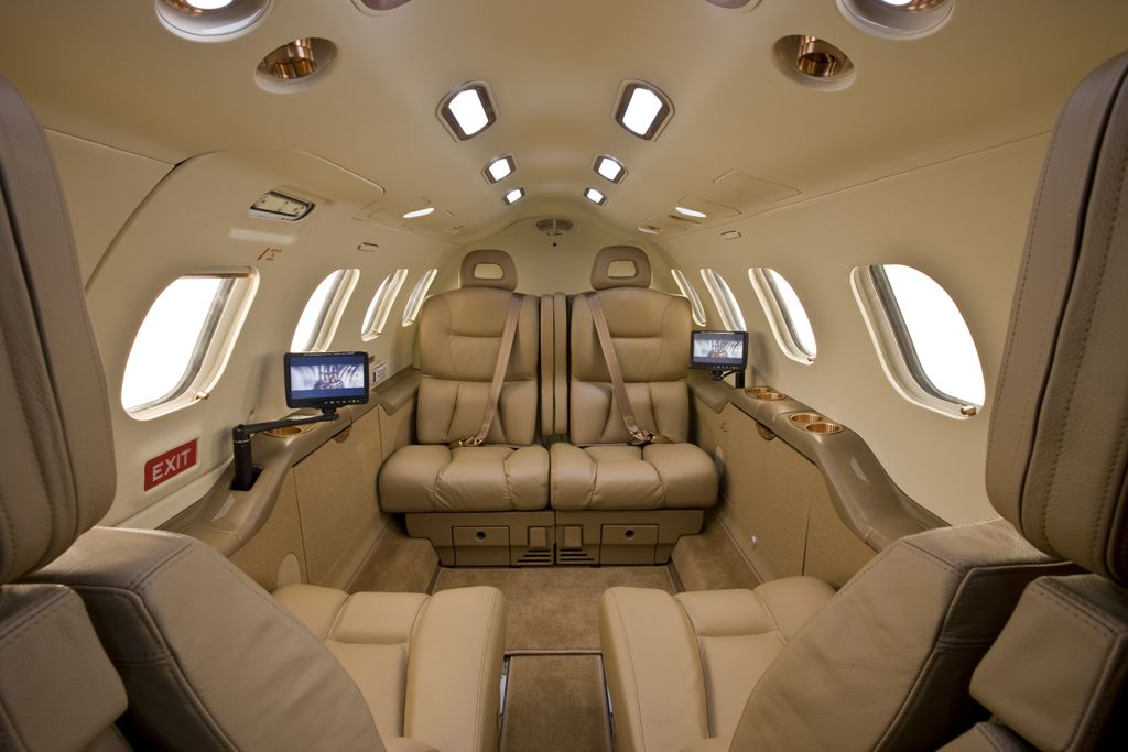 Emivest Aerospace Sj30 Interior 03 With Images Boeing Jobs