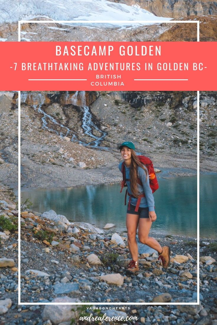 Basecamp Golden seven things to do in Golden, BC in 2020