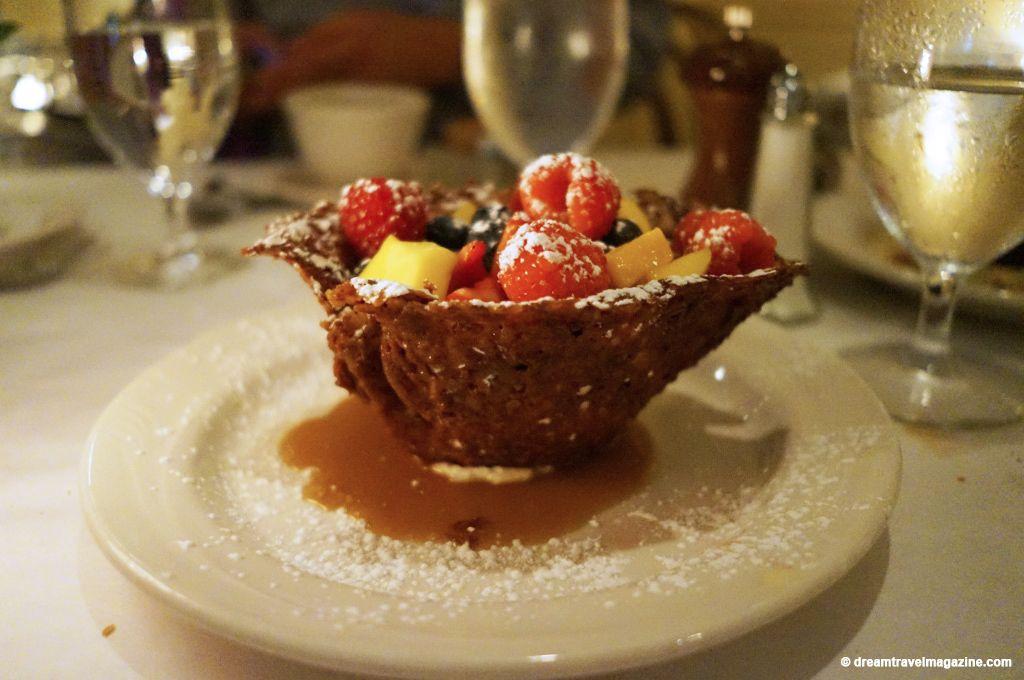 Buffalo New York Entertainment Getaway  Dessert At Hutchu0027s Restaurant
