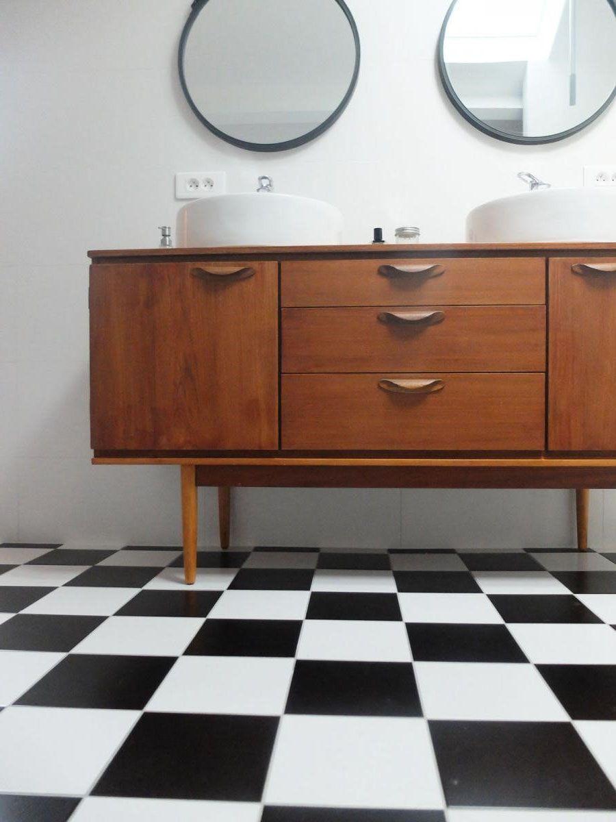 Meubles Salle De Bain Vintage Photos Et Idees Pour Votre Deco