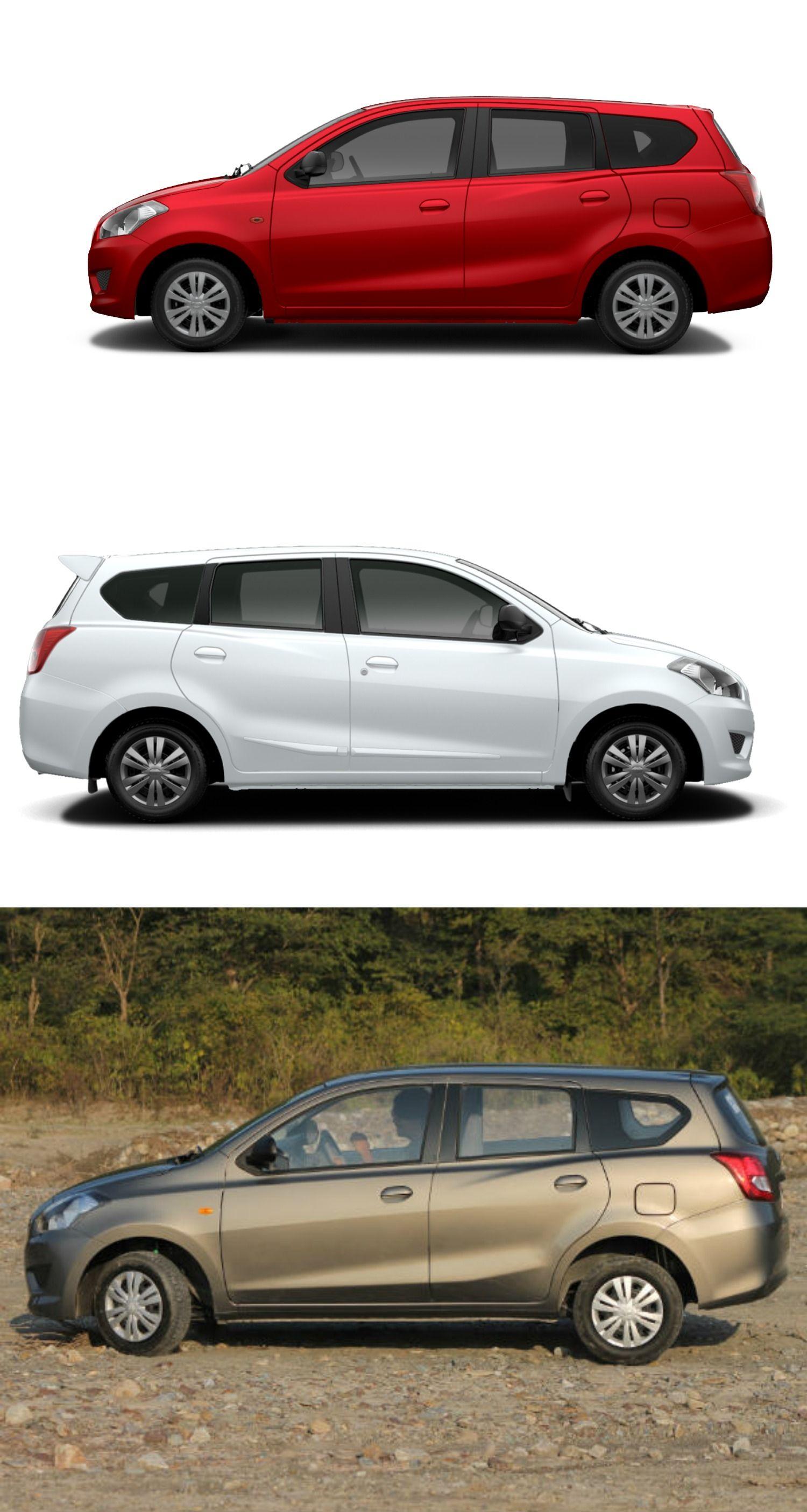 Datsun Go Plus T Datsun Automobile Petrol