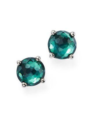 b2770a833 IPPOLITA Sterling Silver Rock Candy® Wonderland Mini Stud Earrings in Rain    Bloomingdale's