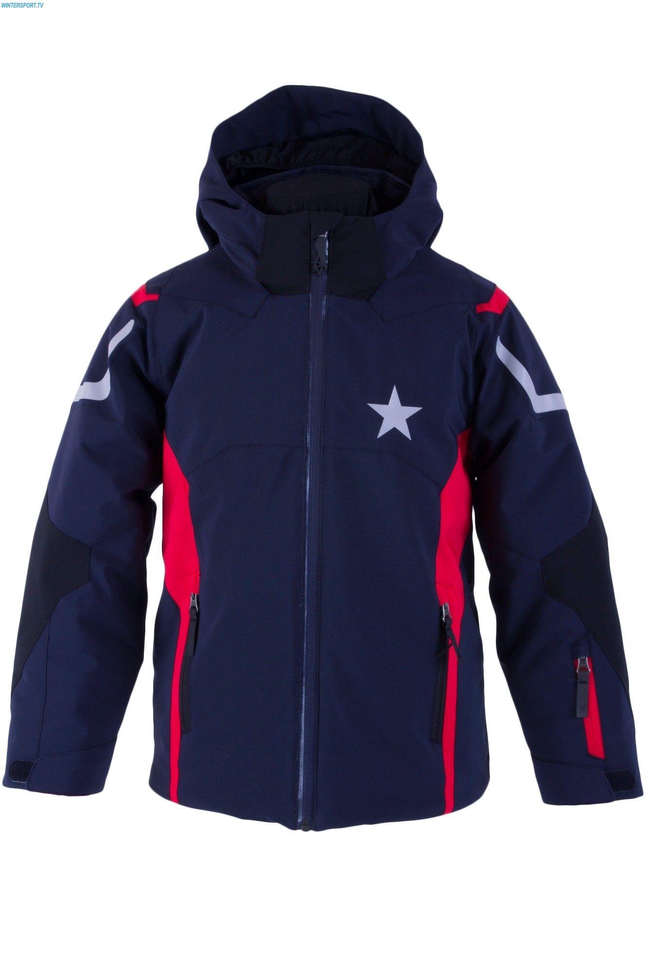 ceba518c1483 Spyder Boy Marvel Hero Jacket - Frontier Captain America