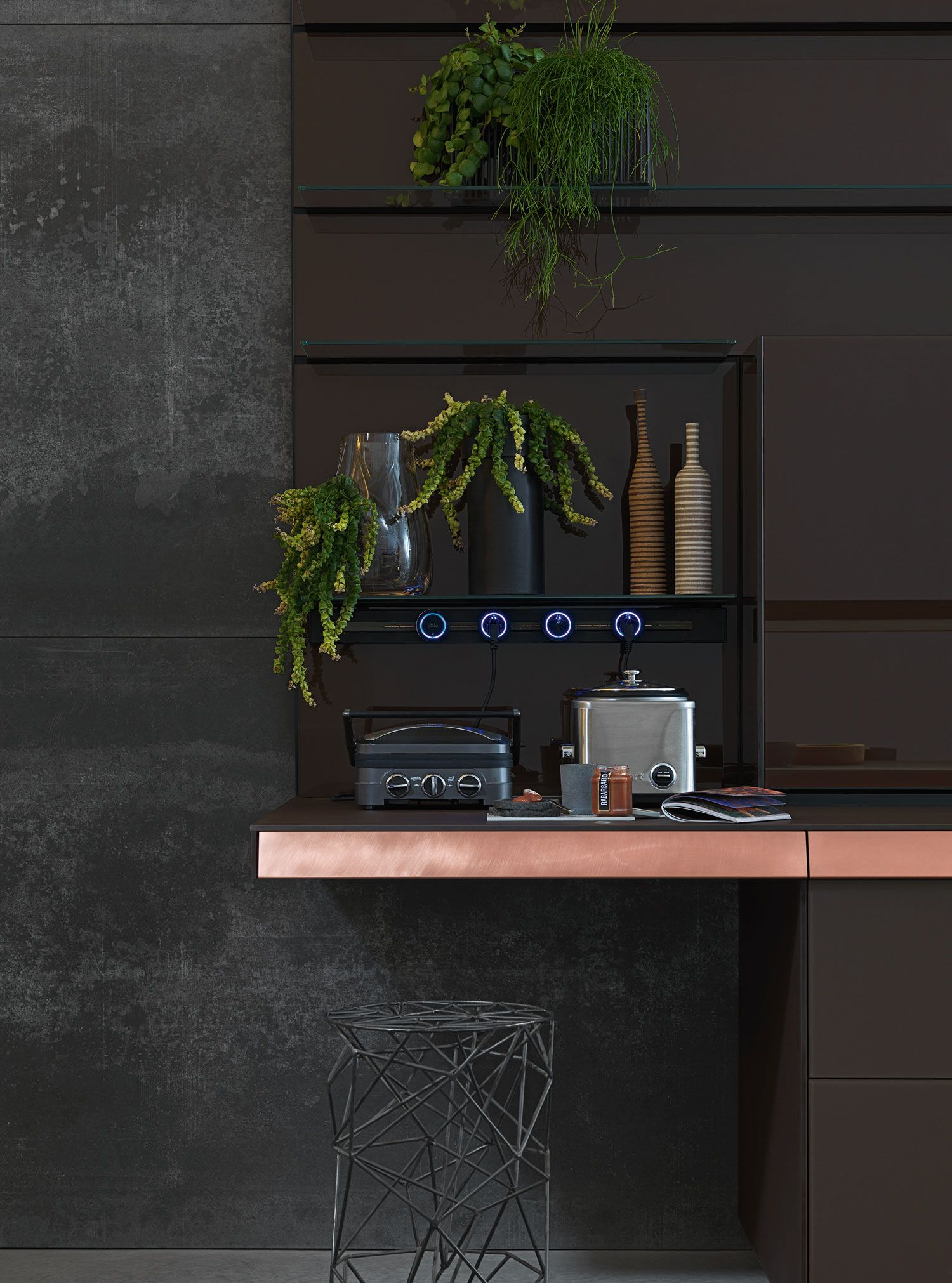 Appliances as Art and Other Kitchen Trends from Eurocucina