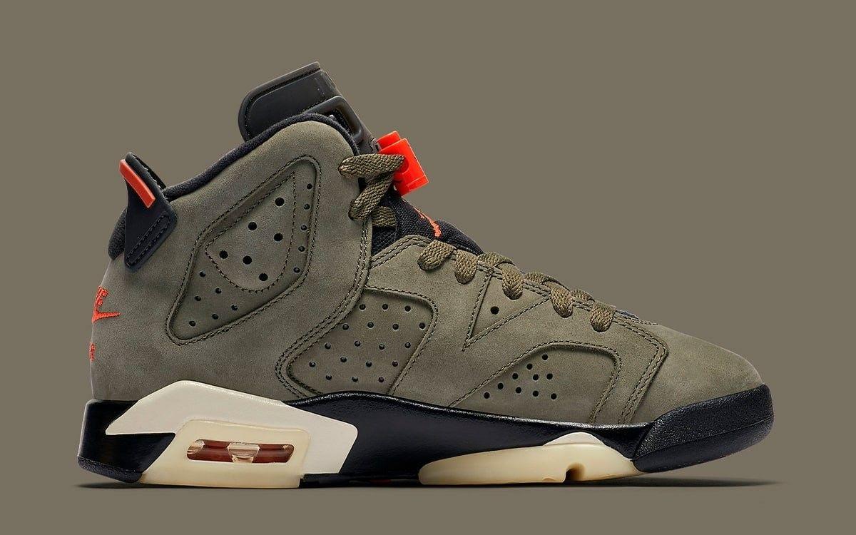 Travis Scott Air Jordan 6 With Images Air Jordans Jordan 6 Jordans