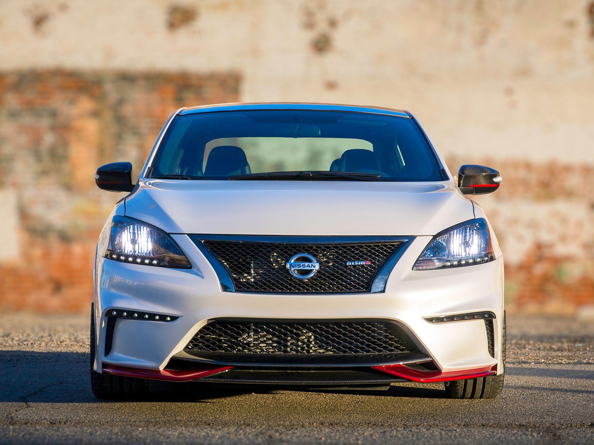 Nissan Sentra B17 NISMO Nissan Classics & Concepts