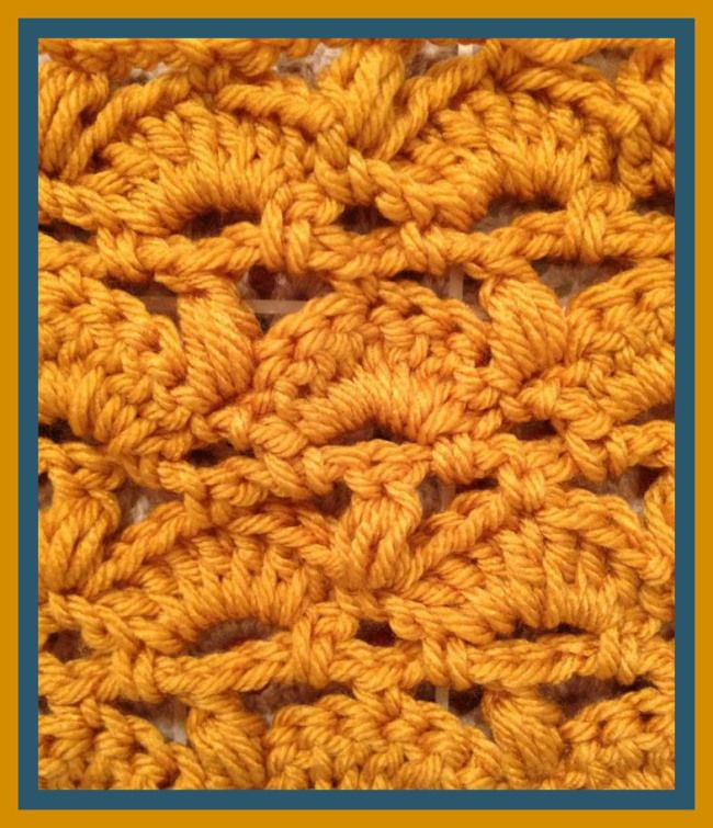 stitch for blanket or scarf | Crochet scarves & clothes | Pinterest ...