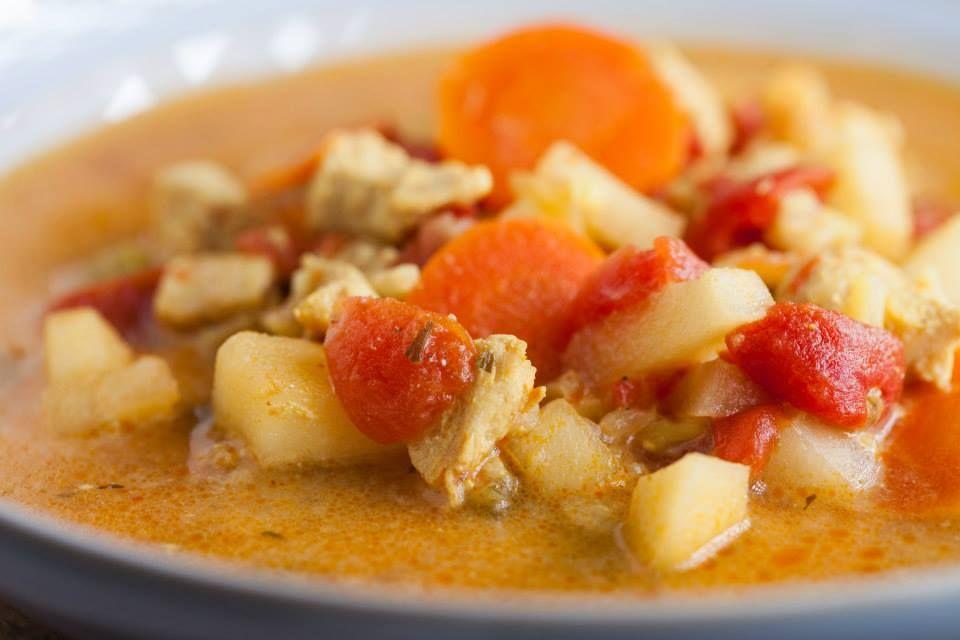 Masstown Market Mulligatawny Soup #mulligatawnysoup