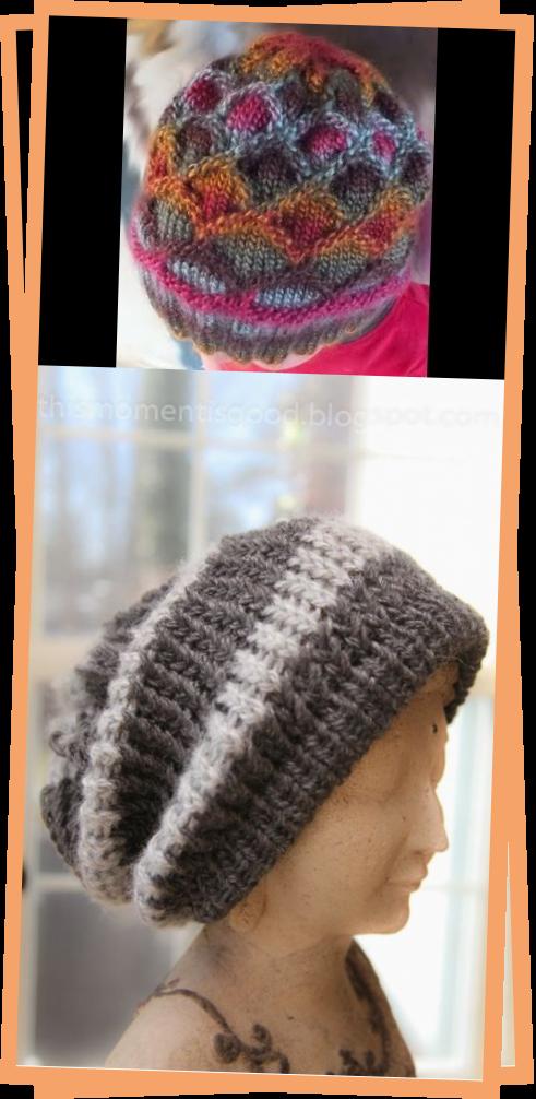 Photo of How To Loom Knit A Diamond Slip Stitch Pattern