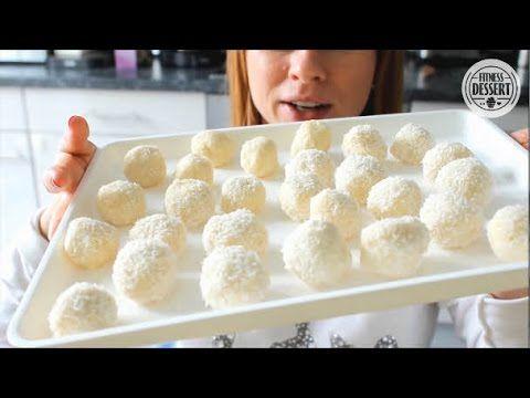 17162 protein kokosb llchen fitness dessert schmecken hnlich wie raffaellos youtube di t. Black Bedroom Furniture Sets. Home Design Ideas