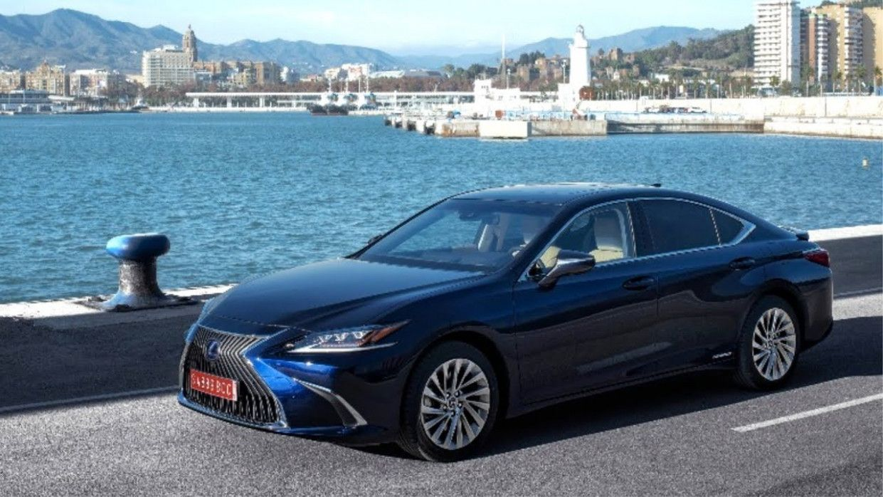 2020 Lexus Es 350 in 2020 Lexus es, Lexus, Best new cars