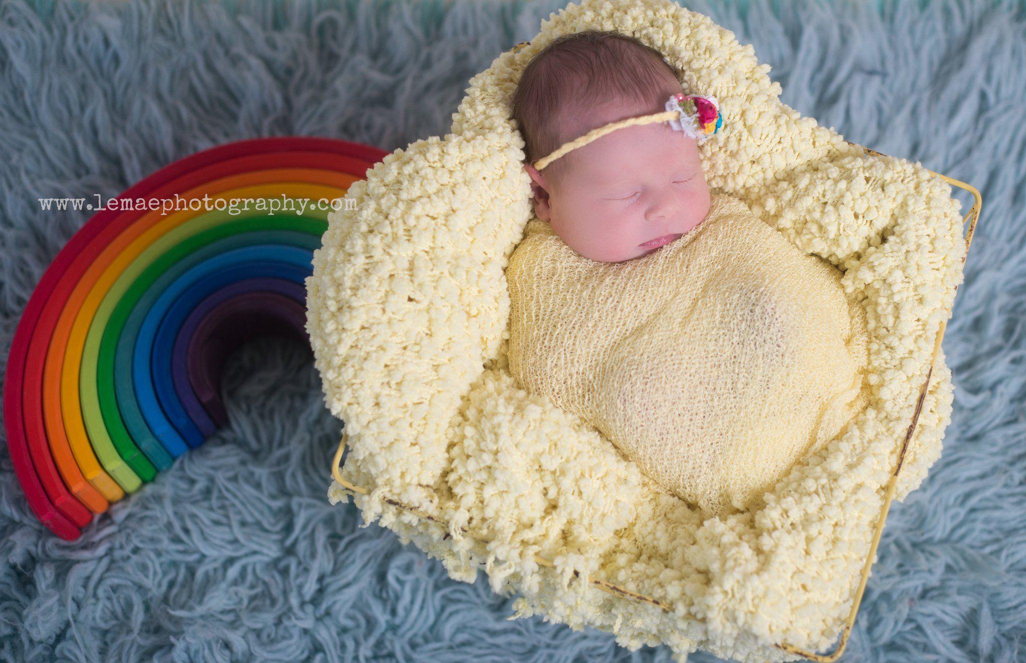 Rainbow baby photo ideas popsugar moms