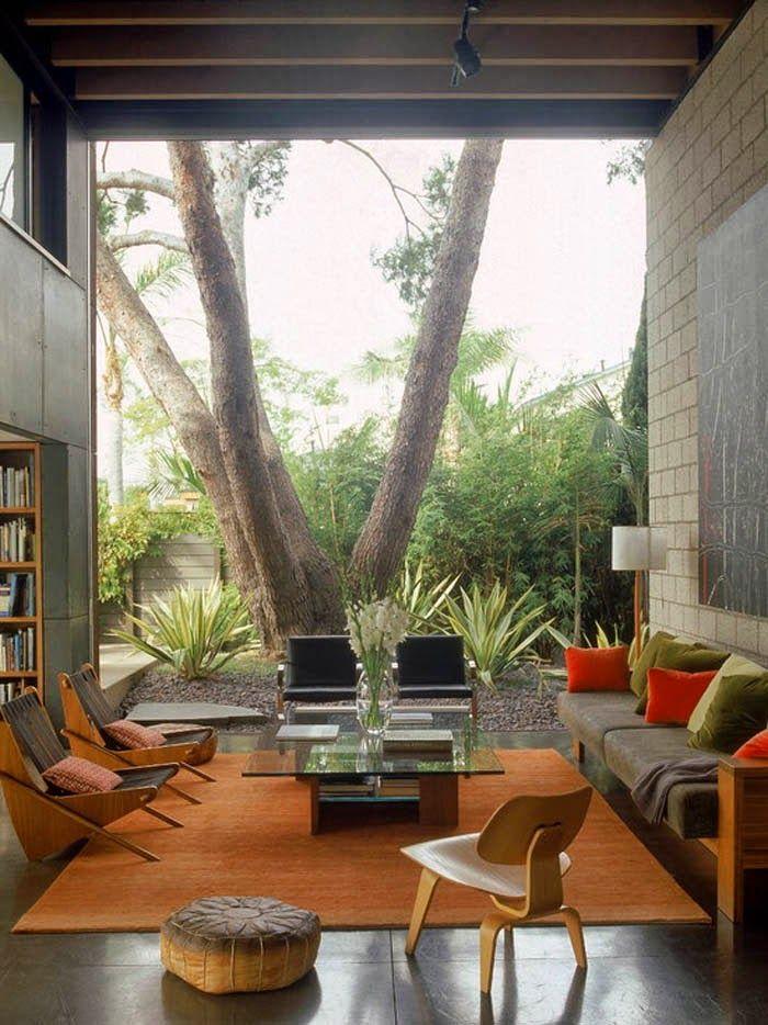10 Rooms With a Summer View Salon, Intérieur et Maison fantaisiste