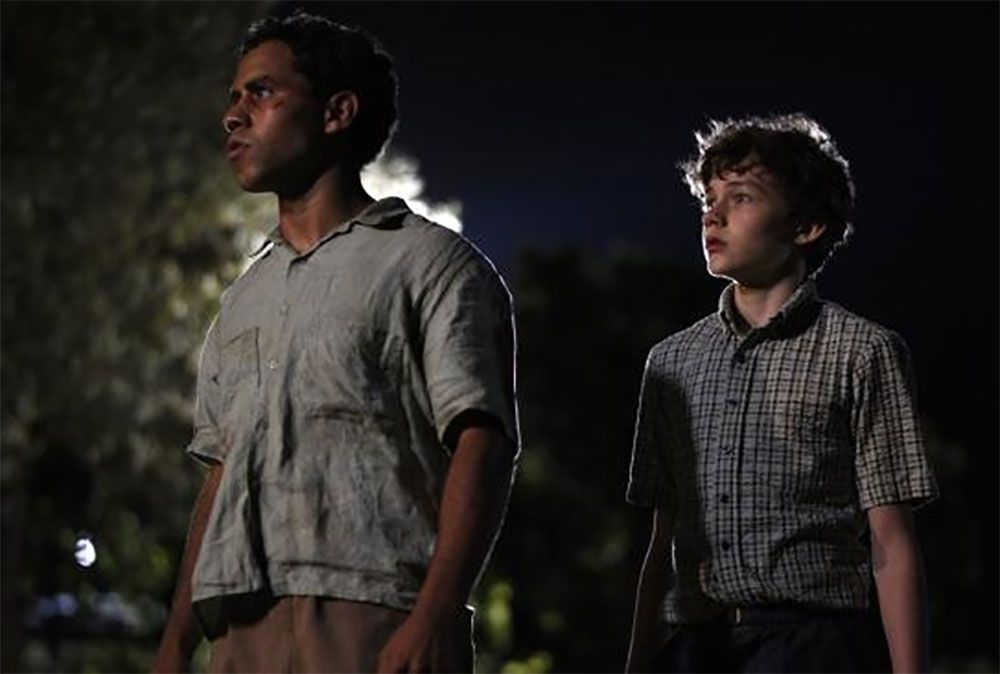 "COMP CLOSED Win tickets to see ""Jasper Jones""! Jasper"
