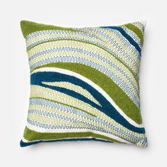 Hey, look what I found! Check out Embroidery On Cotton Base Pillow by LoloiRugs on Bezar