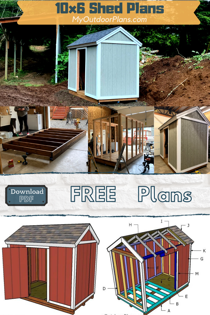 Pin On Building A Garden Shed