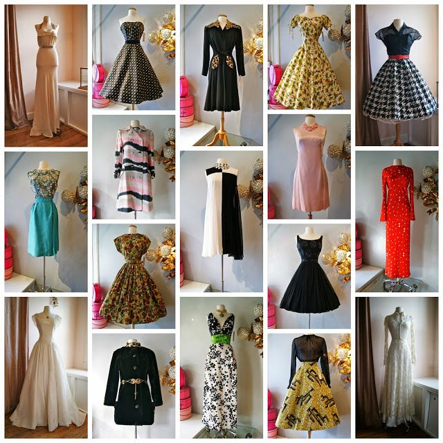 Xtabay Vintage Clothing Boutique Portland Oregon Vintage Clothing Boutique Vintage Outfits Xtabay Vintage