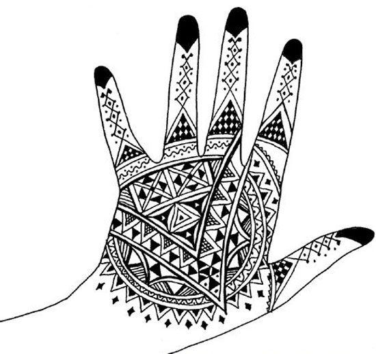 20 Best & Inspiring African Mehndi Designs & Henna
