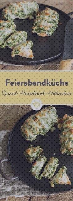 Filled and baked: spinach-Hasselback-chicken  Gefüllt und überbacken: Spinat-Hasselback-Hähnchen        Quick gourmet dinner: Gratinated chicke..  #dinnerrecipesquick - #dinnerrecipesquick #hasselbackchicken Filled and baked: spinach-Hasselback-chicken  Gefüllt und überbacken: Spinat-Hasselback-Hähnchen        Quick gourmet dinner: Gratinated chicke..  #dinnerrecipesquick - #dinnerrecipesquick #hasselbackchicken Filled and baked: spinach-Hasselback-chicken  Gefüllt und überbacken: Spinat #hasselbackchicken