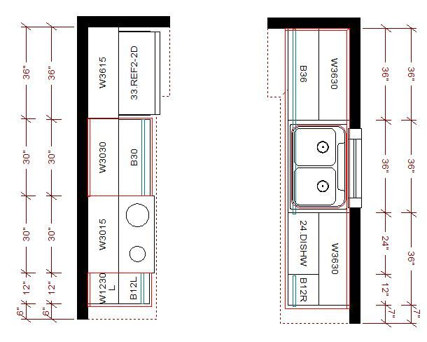 Small Galley Kitchen Layout Google Search Galley Kitchen