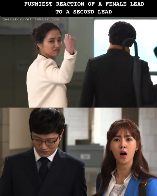 """Lee Min-Jung scowls almost as well as Joo Won"" this looks absolutely hilarious ~! I think I need to see it in action XD"