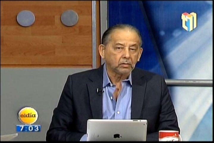 Huchi Lora comenta sobre la golpiza propinada al Abogado Genaro Rincón por desconocidos que podría traer repercusión internacional