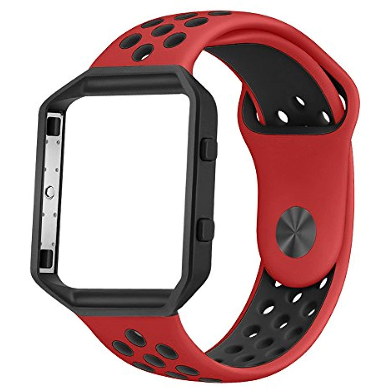 UMTELE For Fitbit Blaze Bands, Sport Silicone Replacement