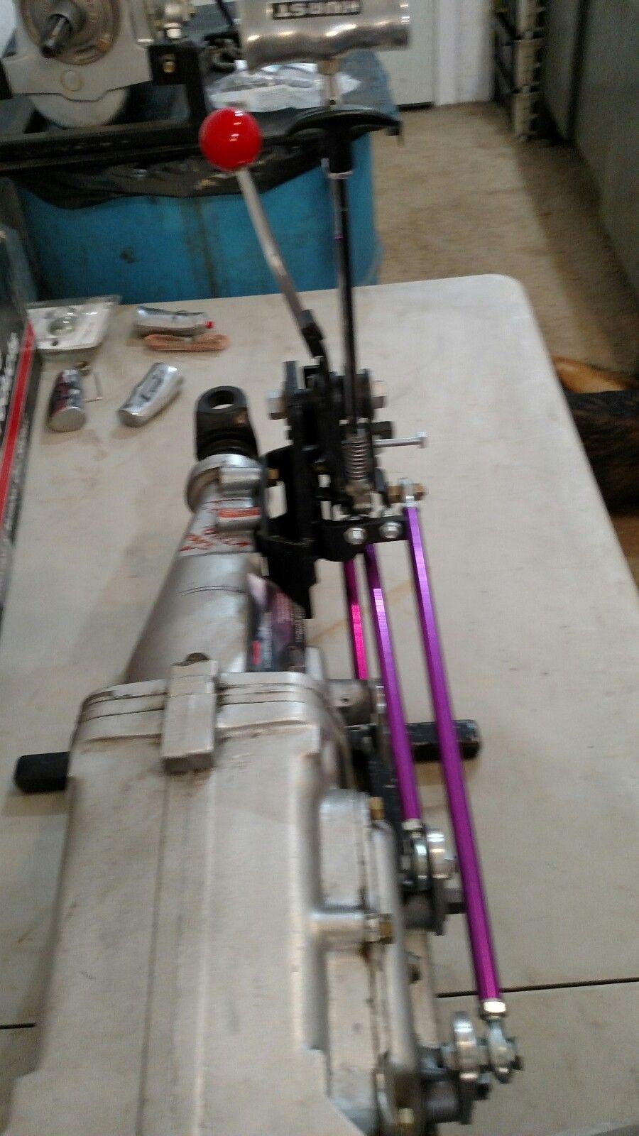 hight resolution of hurst ram rod v gate inline 4 speed shifter w lightning rods muncie sup t 10 ebay