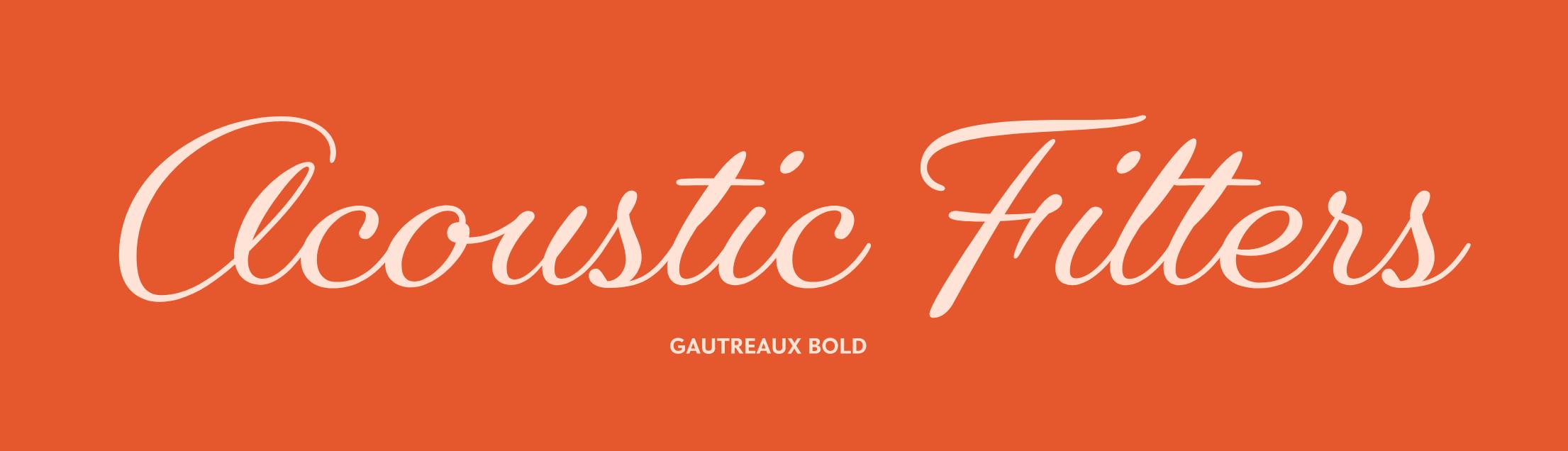 Gautreaux, Victoria Rushton, Type Network