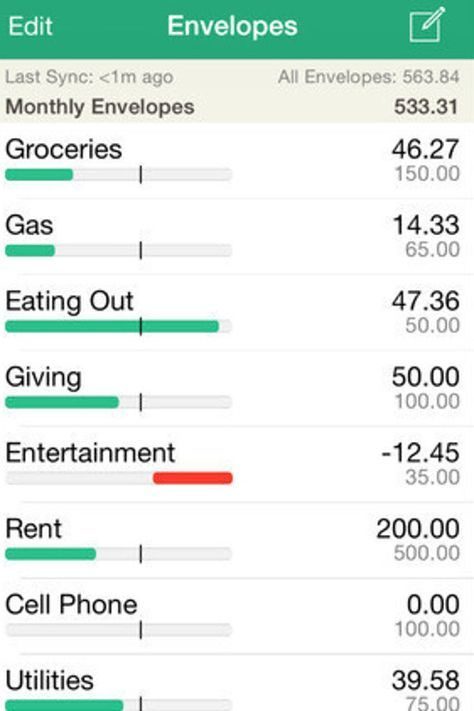 17 Apps You Need If You\u0027re Bad With Money Pinterest Check - budget spreadsheet app