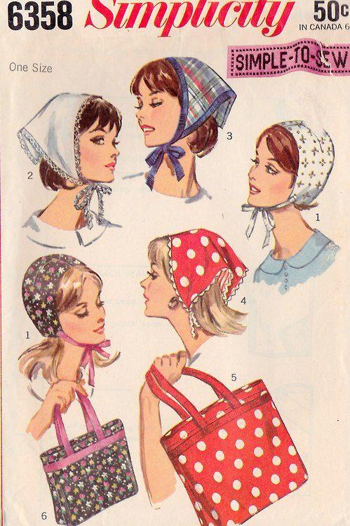 Miss Betty\'s Attic <3 | vintage | Pinterest | 60er mode, Nähen und Mode