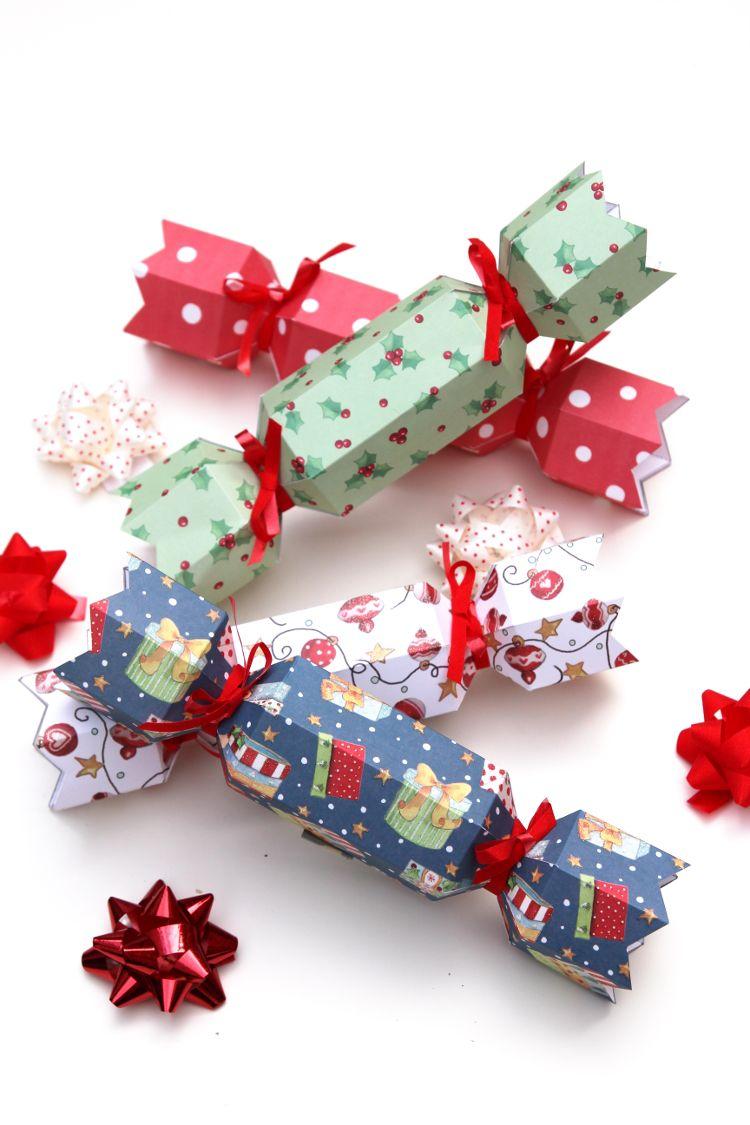 Diy Christmas Crackers Free Printable Template Gathering Beauty Christmas Crackers Christmas Diy Diy Christmas Crackers