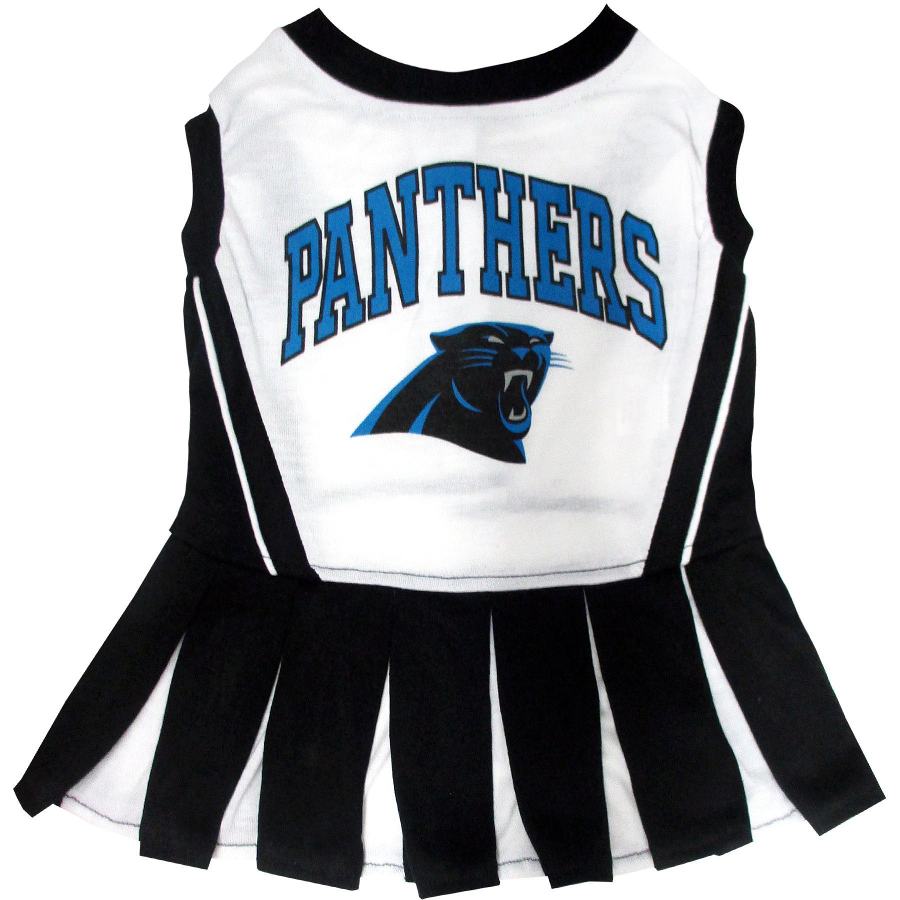 Carolina Panthers Pet Cheerleader Dress  5aa0bdd1a