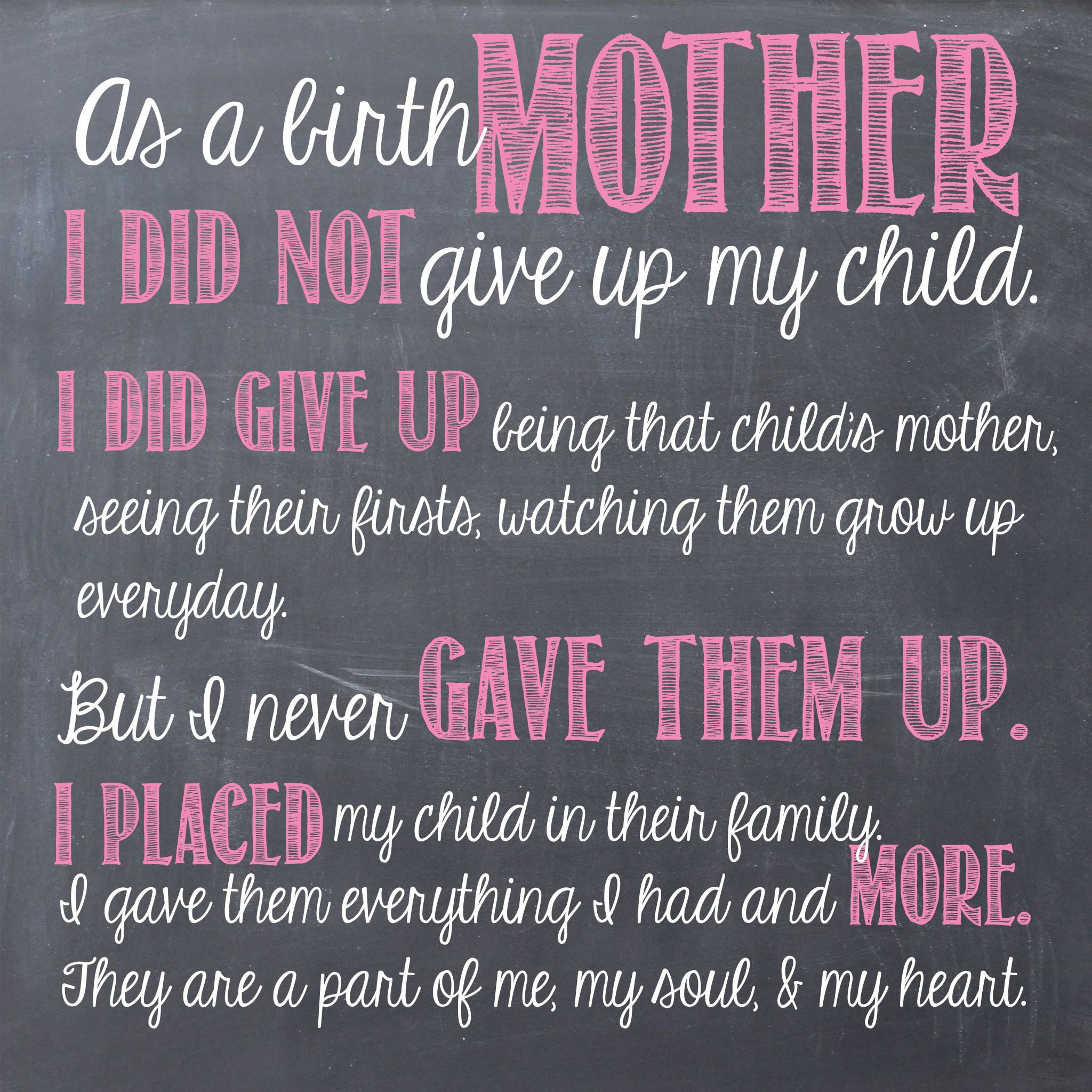Quotes About Adoption Found On Google From Pinterest  Adoption Reunion  Pinterest
