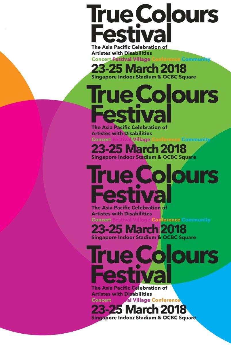 Catch True Colours Festival, a multimedia #concert experience at ...