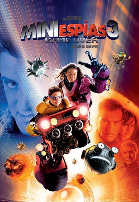 2003 No Me Gustó Spy Kids Spy Kids 3 Spy Kids Movie