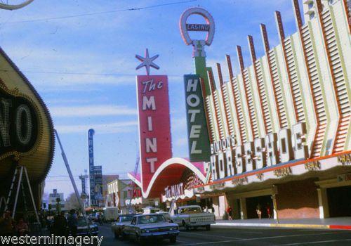 1970s Las Vegas strip