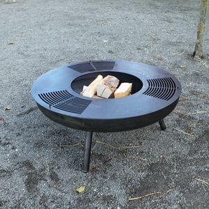 Fantastisch Feuerring Grillring 100cm