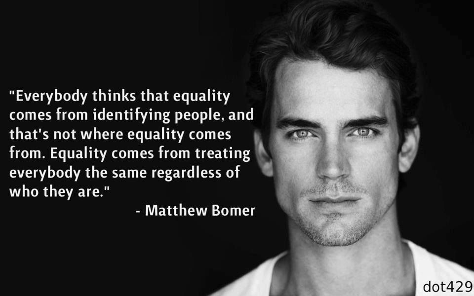 Equality Celebration Quotes Equality Quotes Quotes