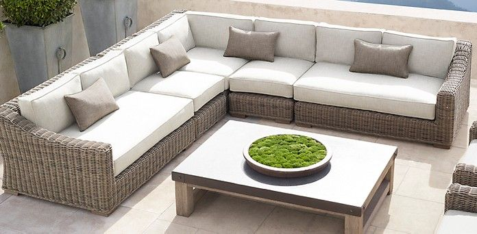 rh outdoor furniture. Provence Collection | RH · Garden FurnitureOutdoor Rh Outdoor Furniture