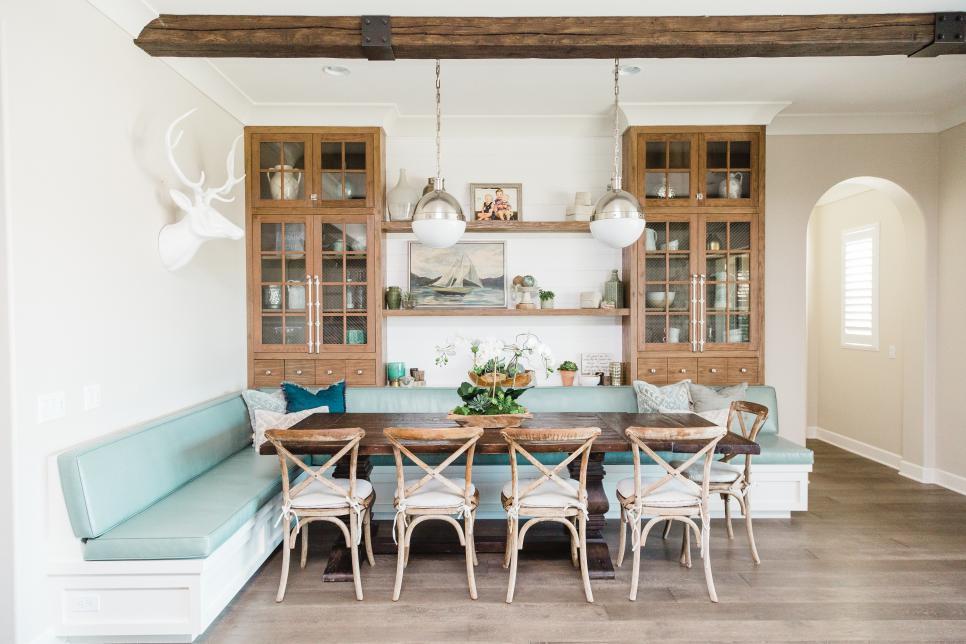 Coastal Living Room Ideas Hgtv Com Hgtv In 2020 Dining Room