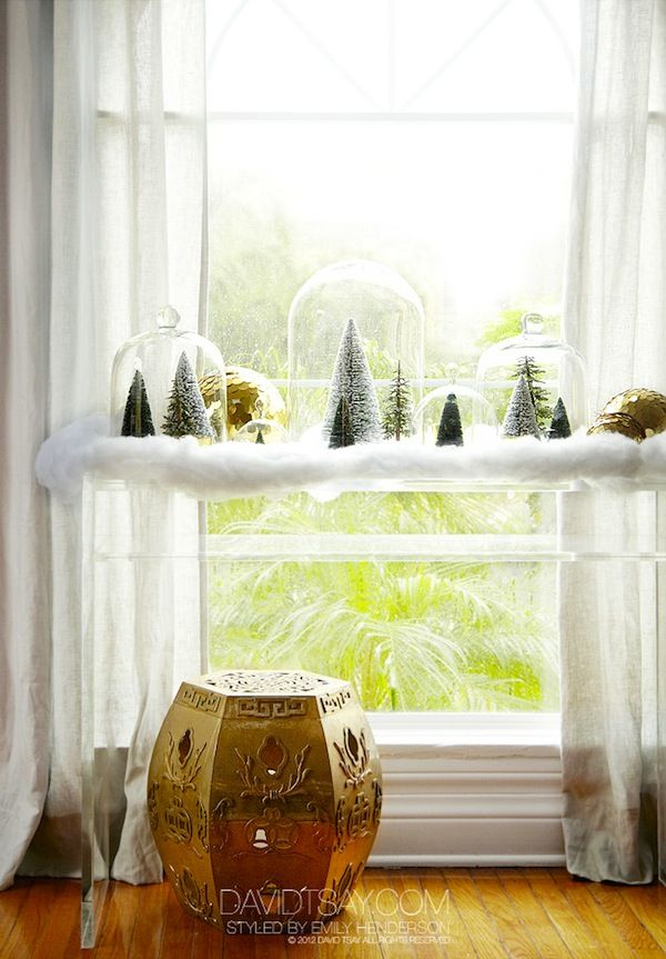 Home For The Holidays With HGTV's Emily Henderson. Photos by David Tsay   theglitterguide.com