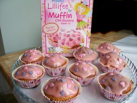 Lillifee Muffin Love It Cupcakes Pinterest