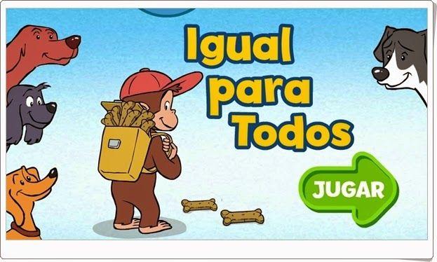 Juegos Educativos Online Gratis Igual Para Todos Juegos Educativos En Linea Recursos Didácticos Juegos Educativos Online