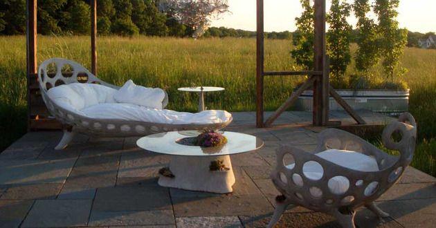Betom Im Garten   Eine Moderne Gartengestaltung   FresHouse