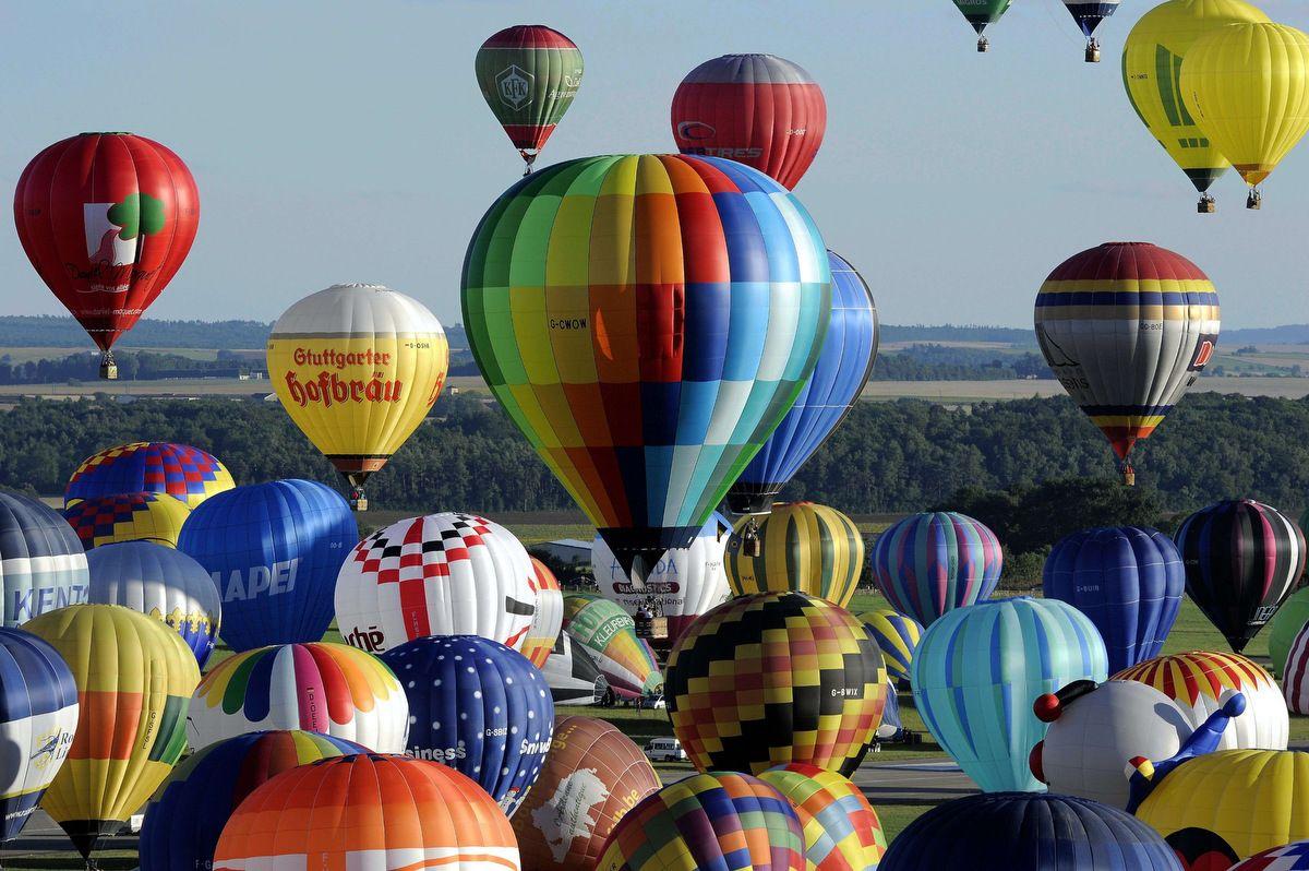 Preakness Balloon Festival at Turf Valley Balloon