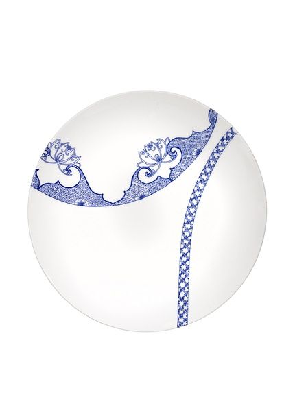 Elinno Runaway Ribbons Charger, Blue at MYHABIT